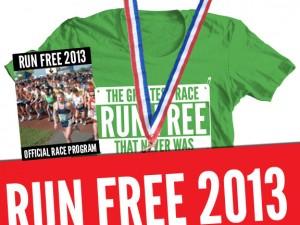 Run Free 2013