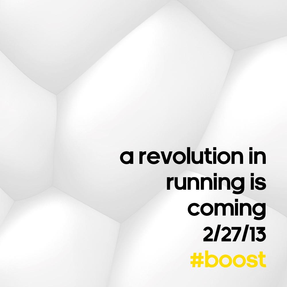 adidas #BOOST