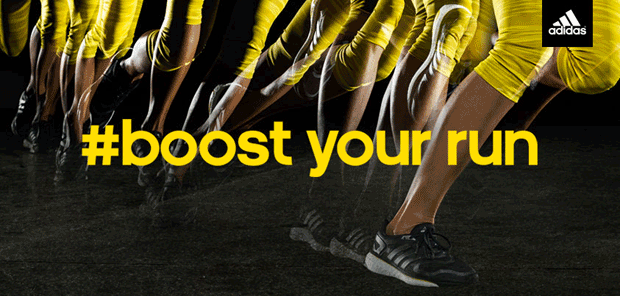 adidas boost your run #boost