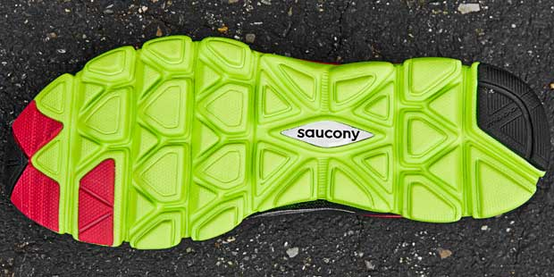 Saucony Virrata running shoe review