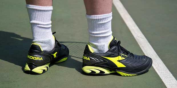Diadora S Star K IV AG tennis shoe review