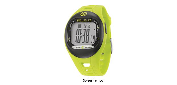 Soleus Tempo fitness watch