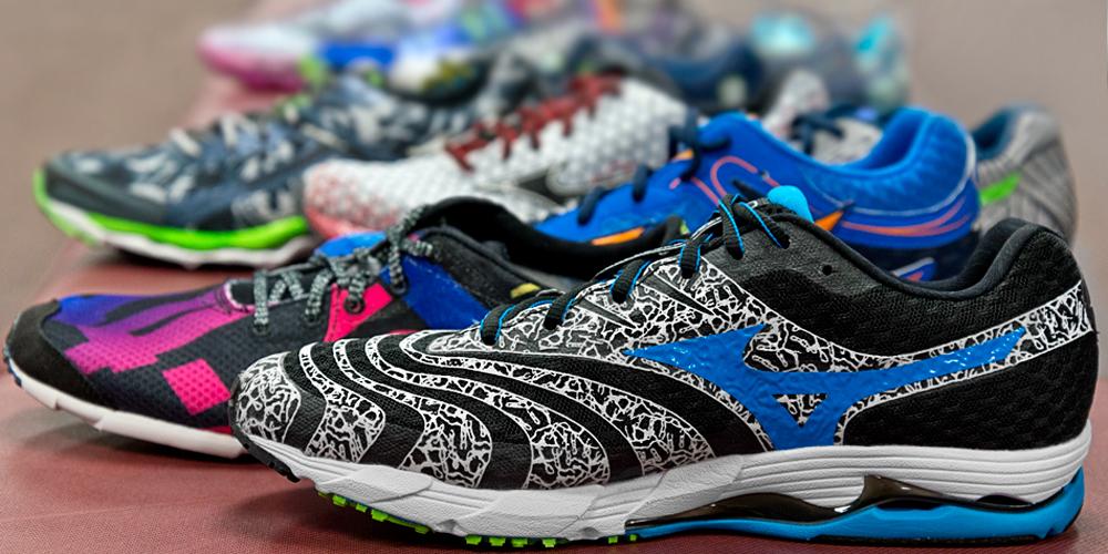 New Mizuno Running Shoes