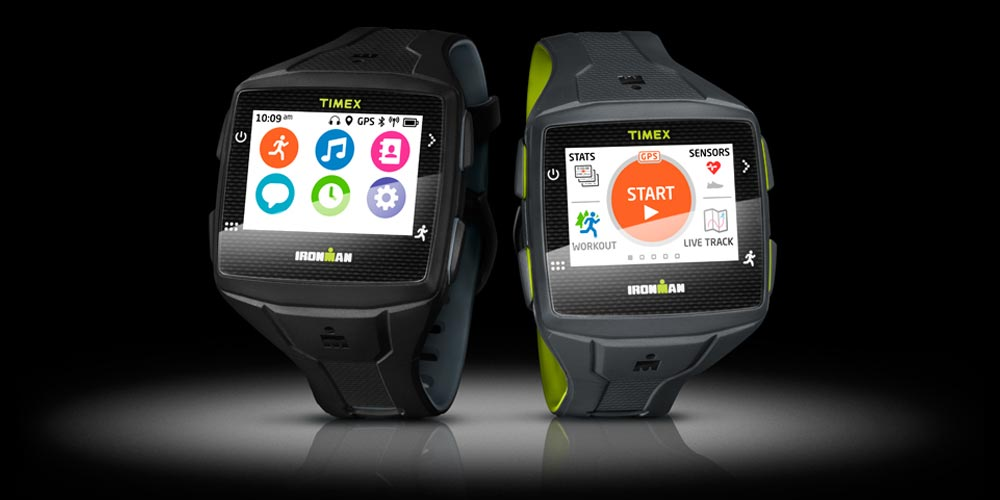 Timex One GPS Smart watch