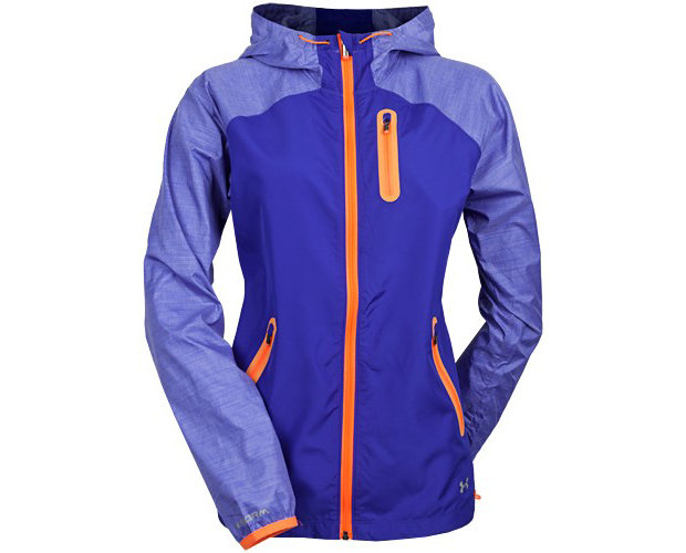 Under Armour Qualifier Jacket - Gisele's UA Jacket