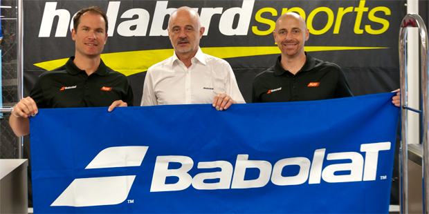 The experts from Babolat