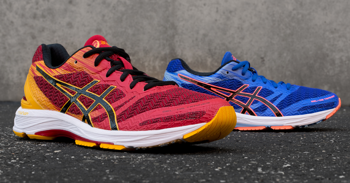 Asics Gel DS Trainer gradient