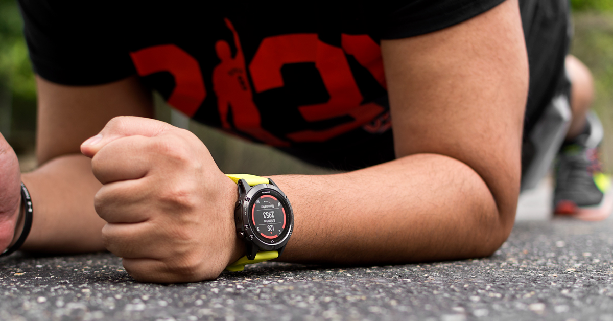 Garmin's fenix 5, 5S and 5X: Improve your Workout, Improve your Life