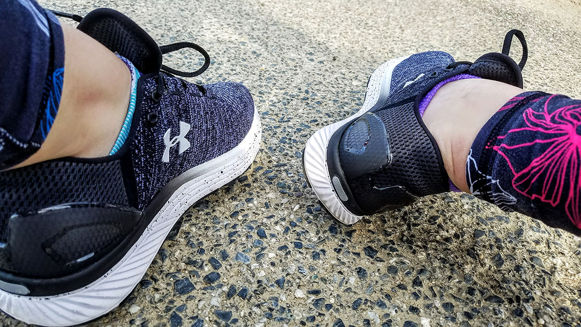 Under Armour Bandit 3: New and Knitted