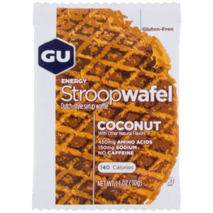 waffles for workout and running GU energy labs