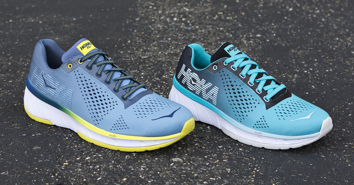 7100af73f5 Hoka One One Fly Collection: Cavu, Mach and Elevon Running Shoes ...