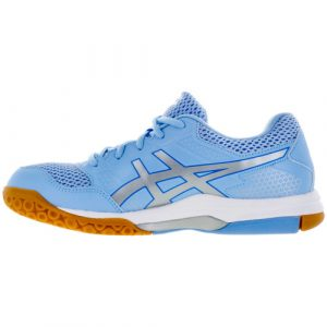 ASICS GEL-Rocket 8 Women's Airy Blue/Silver/White